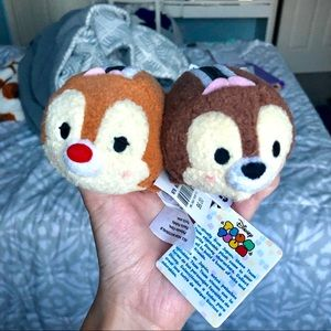 chip n dale tsum tsum collectibles
